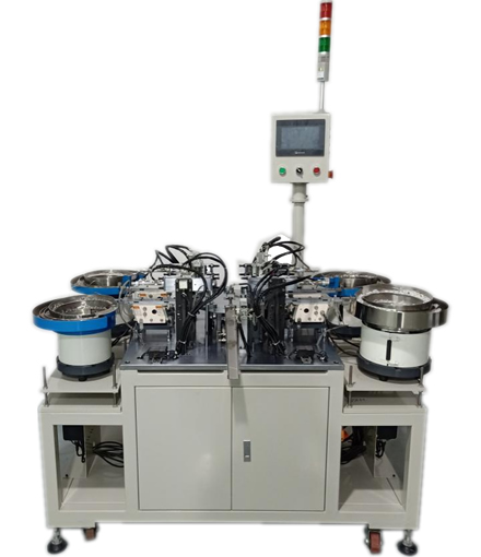 PTC type cap automatic assembly machine